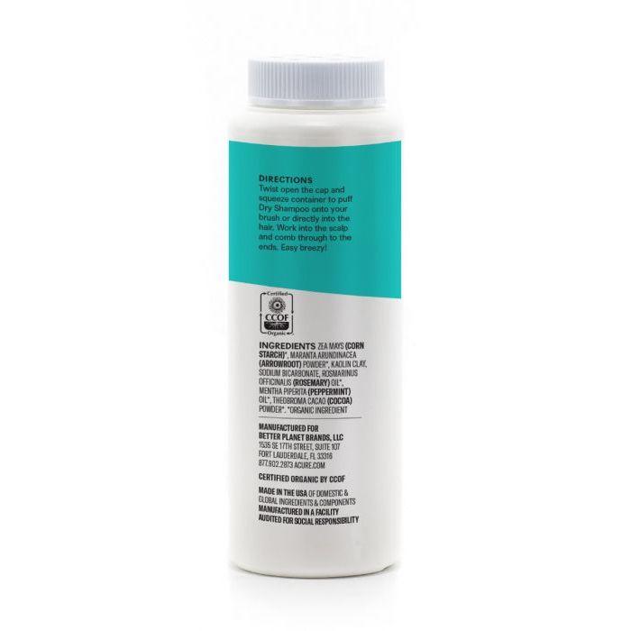 Acure Dry Shampoo For Brunette To Dark Hair 1 7 Oz
